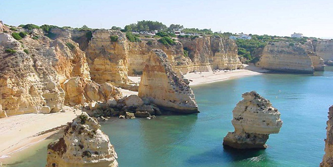 Playas gay del Algarve