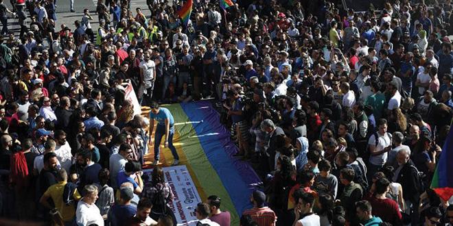 Agresión mujer transexual de Málaga