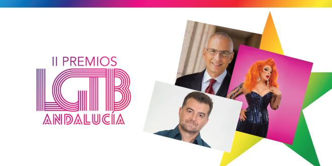 Conoce a los Galardonados en los II Premios LGTB Andalucía en Córdoba
