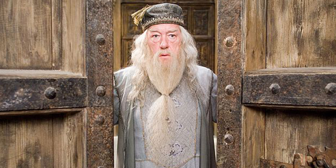 Photo of Dumbledore, el primer mago fuera del armario