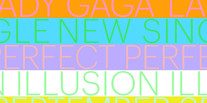 Perfect Illusion, el nuevo single de Lady Gaga
