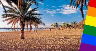 Las Playas mas gayfriendly de las Islas Canarias