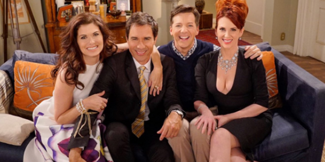¡Ha vuelto Will&Grace!