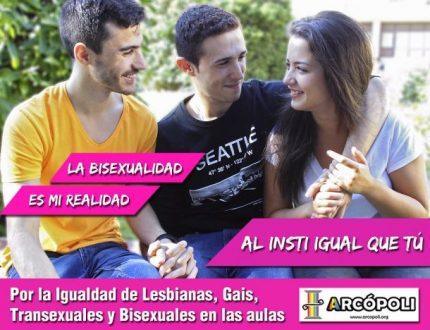 Camapaña Arcópolis contra acoso escolar