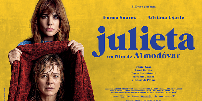 'Julieta' nos representará en los Oscars