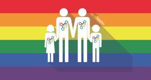 Manifestación en Madrid en contra de la familia homoparental