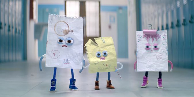 Photo of Piedra, papel o tijeras | Spot anti-bullying