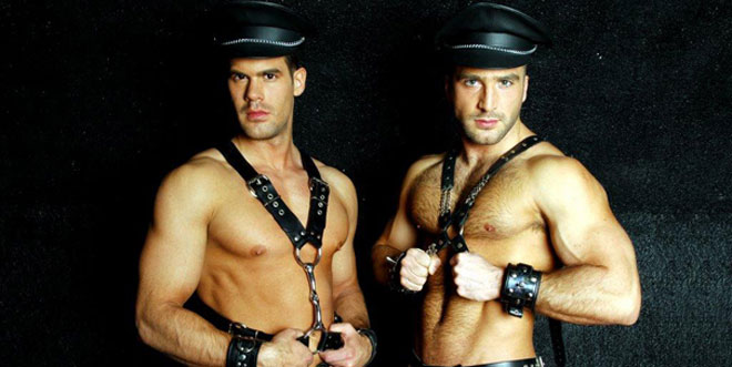 Moda leather gay
