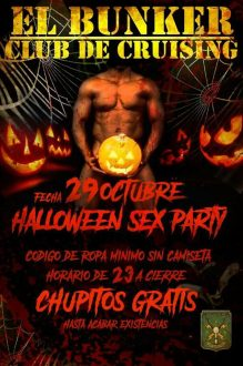 Fiestas gay Halloween