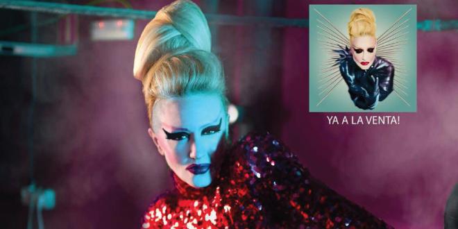 Carmen Hierbabuena nos invita a todos a la presentación de su nuevo disco