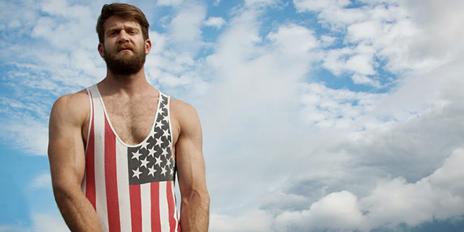 Photo of Colby Keller votará a Donald Trump