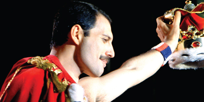 Icono gay Freddie Mercury