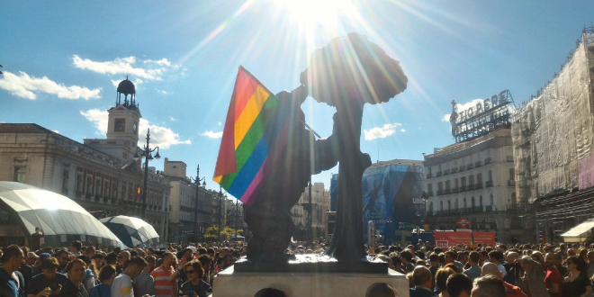 Photo of Nueva agresión homófoba en la Puerta del Sol de Madrid