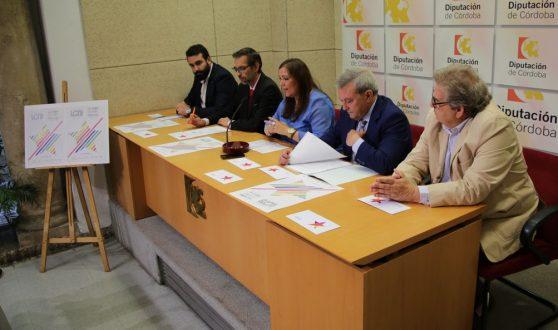 Presentación II Premios LGTB Andalucía en Córdoba