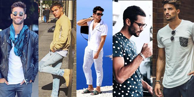 Los 5 Instagramers más sexys