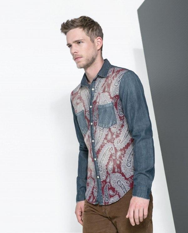 camisas de otoño