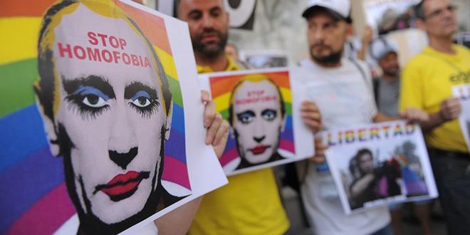 Photo of To Russia with love | La historia de atletas LGTB en los JJOO