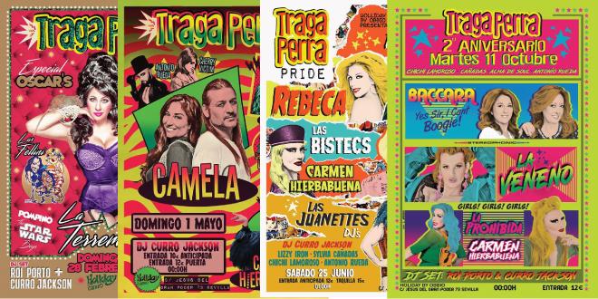 Photo of Tragaperra la fiesta mas petarda de Sevilla cumple dos años
