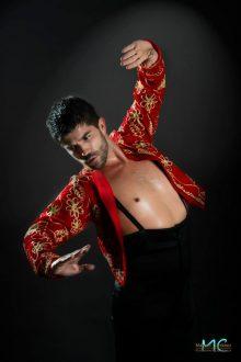 David Romero bailaor flamenco
