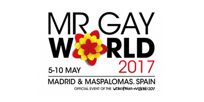 Photo of Mr. Gay World 2017 se elegirá en España