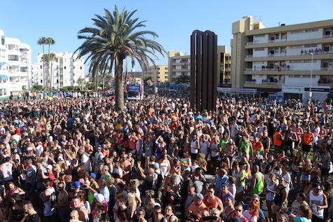 Maspalomas Gay Pride (Gran Canaria)