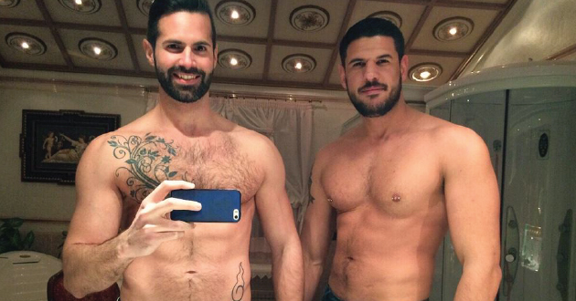 Los actores porno gay andaluces más calientes