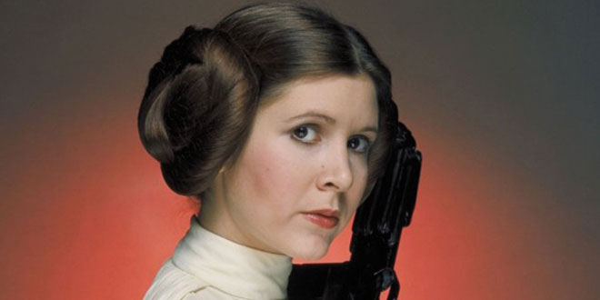 Photo of Muere la Princesa Leia de la saga Star Wars