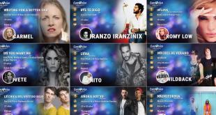 Ya conocemos a los 30 candidatos a representarnos en Eurovisión 2017