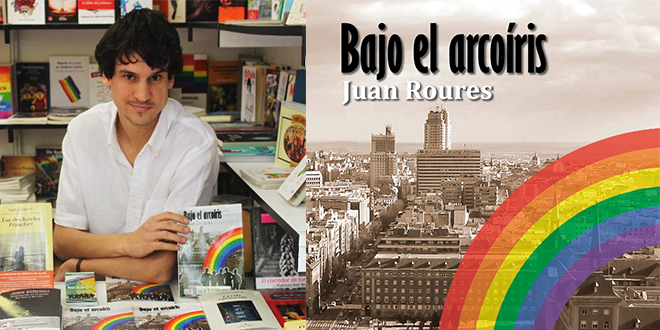 Photo of 'Bajo el arcoíris' de Juan Roures