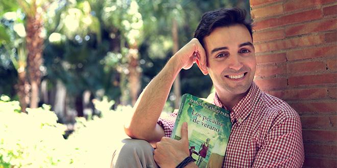 Daniel Blanco un escritor andaluza comprometido con la diversidad