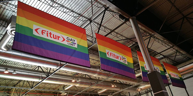 Photo of Fitur Gay abre sus puertas promocionando el Word Pride Madrid