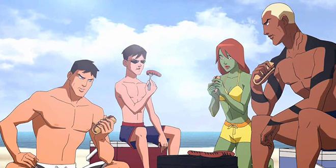 La Joven Liga de la Justicia tendrá personajes LGTB