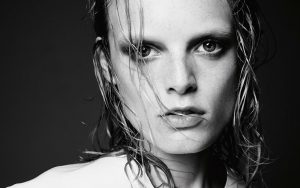 Hanne Gaby Odiele, referente intersexual