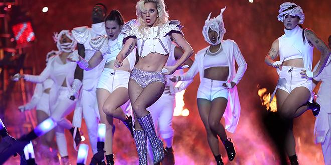 Concierto de Lady Gaga en España