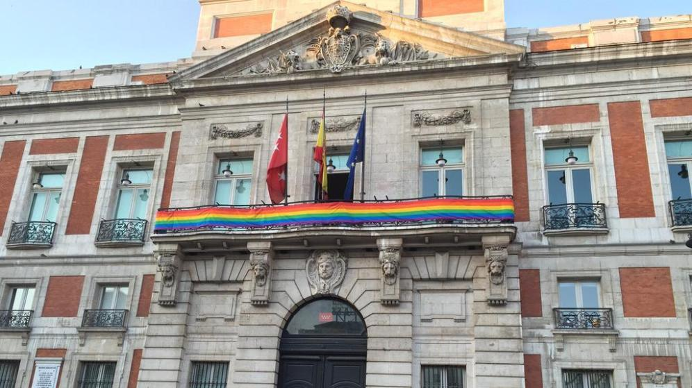 Madrid será promovida como región gay friendly