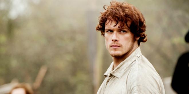 El actor Sam Heughan – Jamie Fraser de Outlander mejor qué nunca