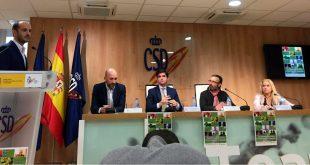 PRESENTACIÓN DE CAMPAÑA POR LA VISIBILIDAD DE LOS DEPORTISTAS LGBTI