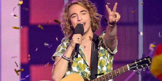 Photo of Manel Navarro, el polémico elegido para representar a España en Eurovisión 2017.