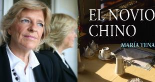 """María Tena gana el premio Málaga con la novela gay """"El novio chino"""""""