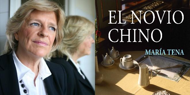 """Photo of María Tena gana el premio Málaga con la novela gay """"El novio chino"""""""