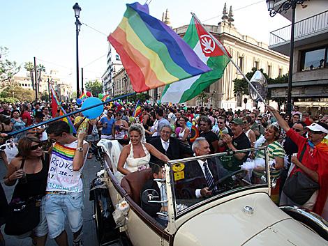 """¿Es Andalucía una comunidad """"gay friendly""""?"""
