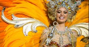 Reina del carnaval 2017 santa cruz