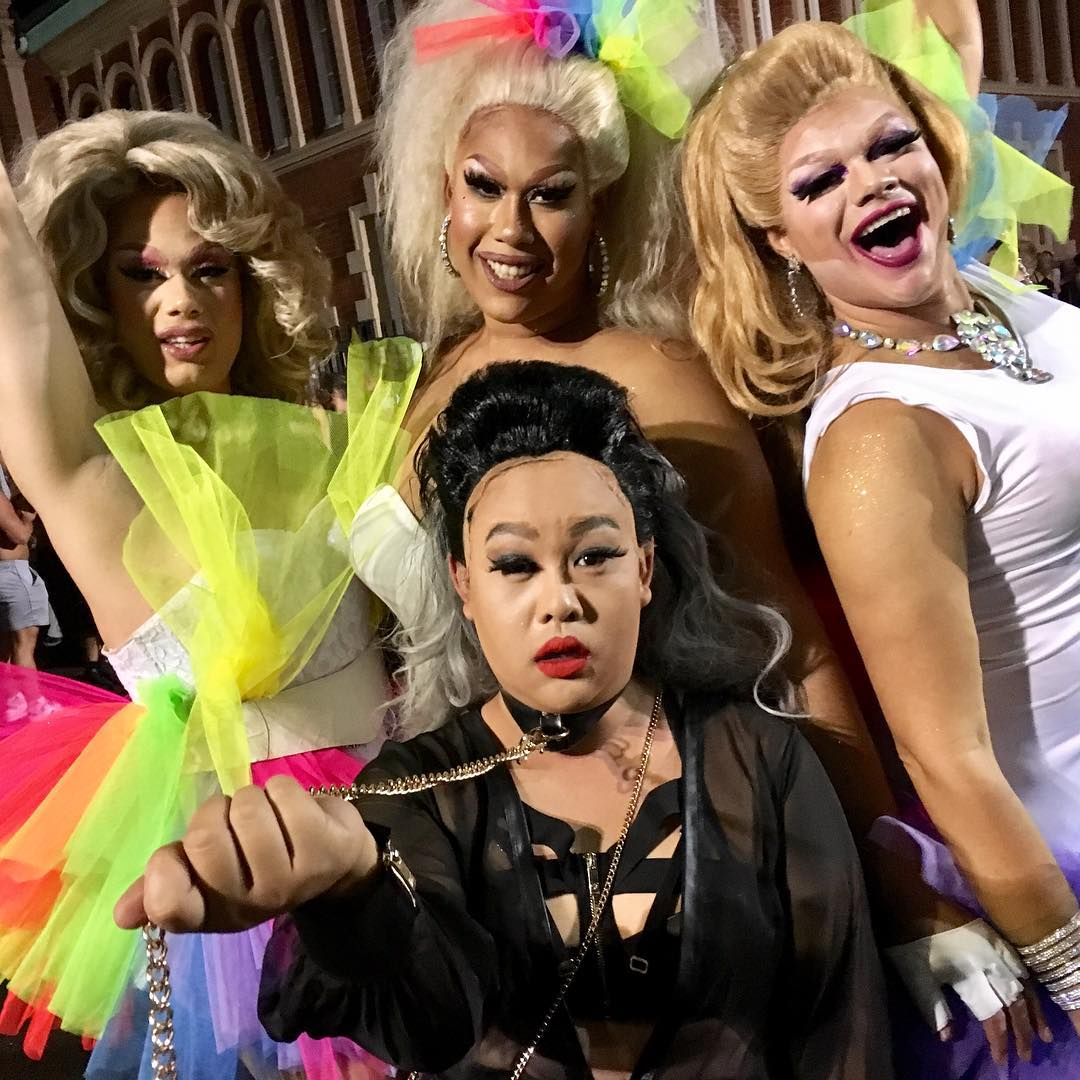 Australia celebra el orgullo LGBT