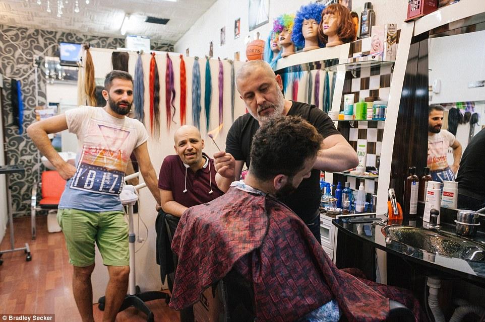 Mr. Gay Syria, un certamen de belleza que ha salvado vidas