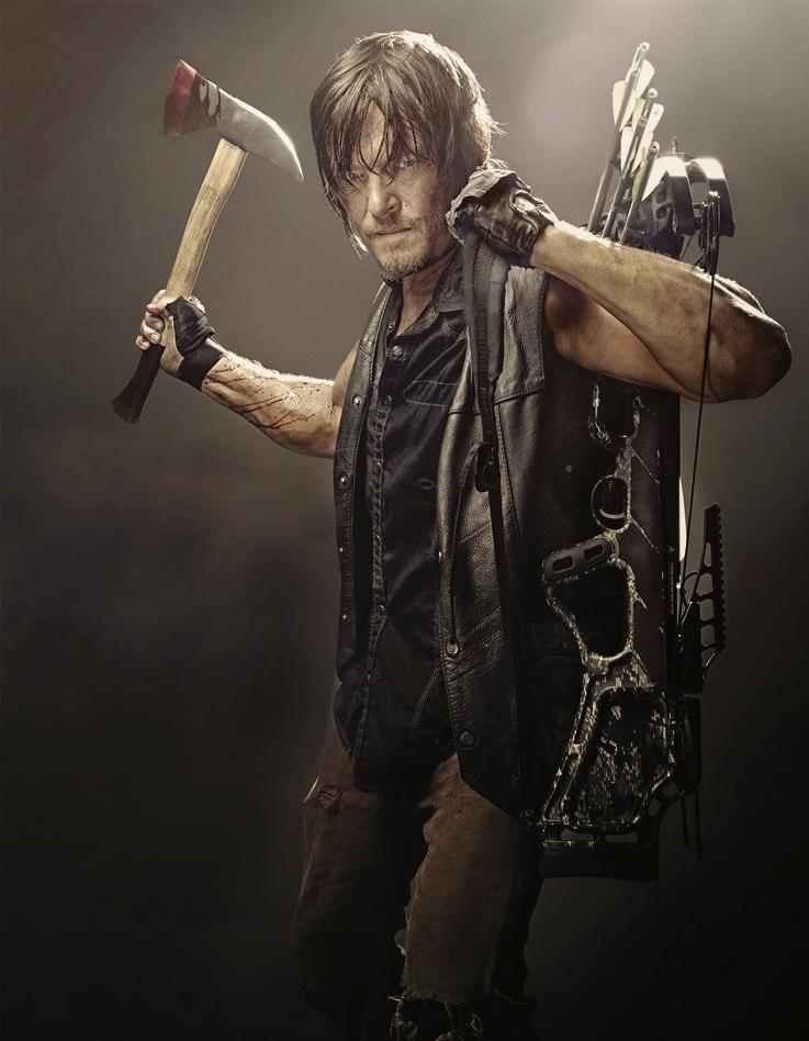 'The Walking Dead': Daryl iba a ser gay.