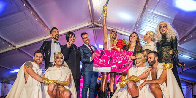 Photo of Majestic Lion gana la I Gala  Drag Queen de Torremolinos