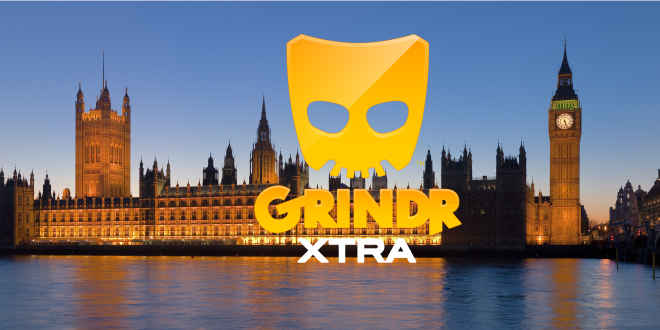 Más de 250.000 accesos a Gridr desde el Parlamento Británico