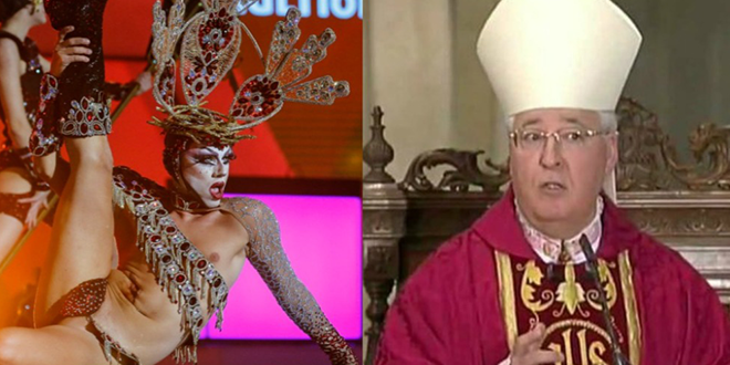 Photo of RTVE retira la Gala Drag Queen pero no la misa homófoba