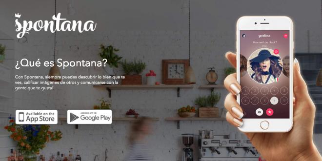 'Spontana', la nueva app para que puedan describirte como atractivo o no