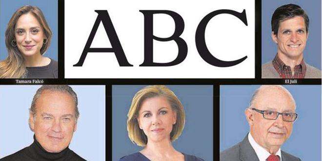 Hazteoir y el diario ABC denunciados penalmente